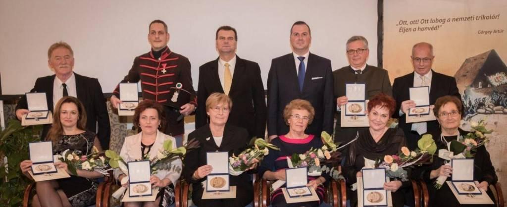2018 - Zalaegerszegért díjak átadása