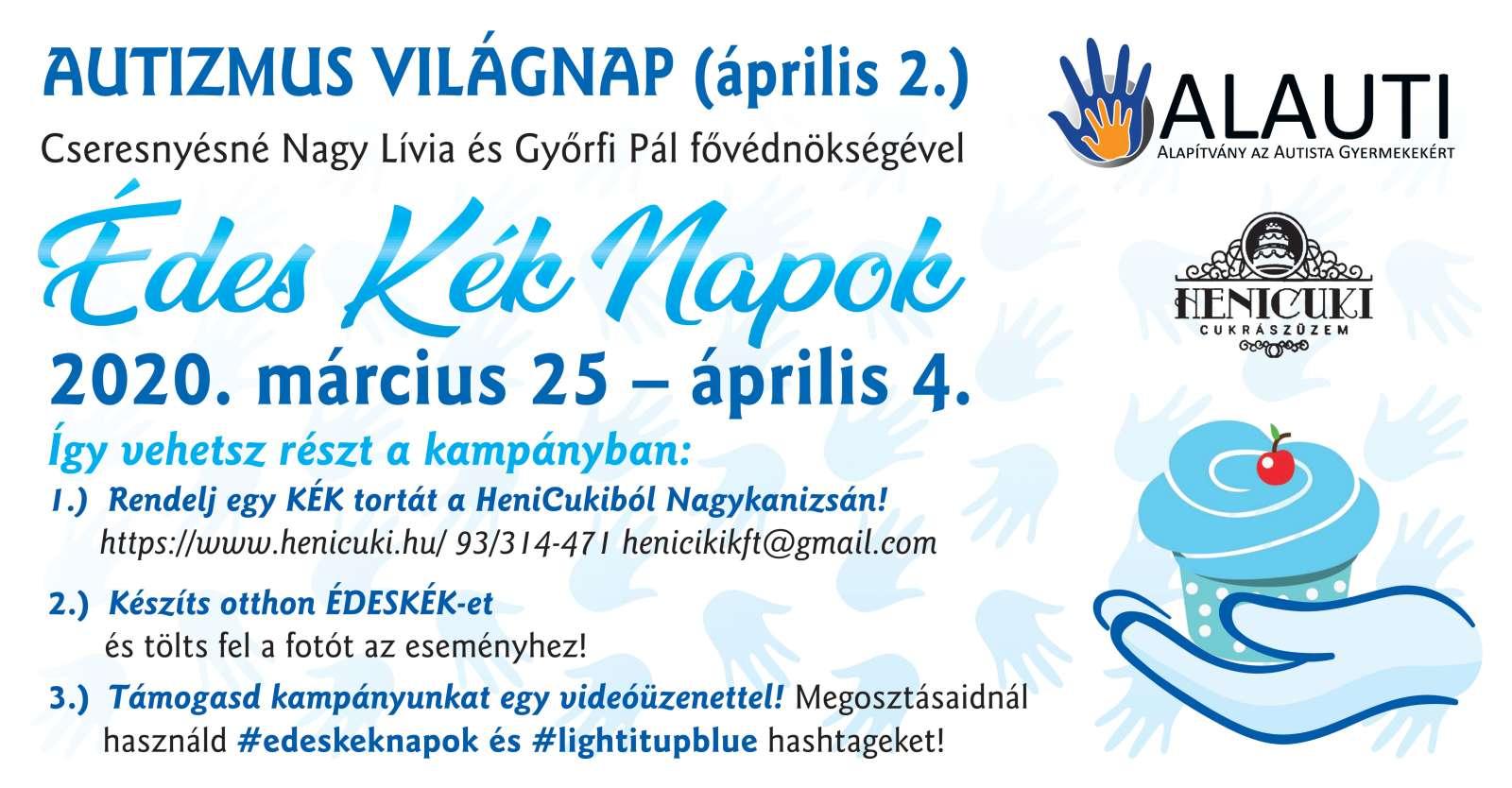 Édes Kék Napok magyar (2)